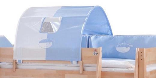 TUNNELSET - Blau/Weiß, Design, Textil