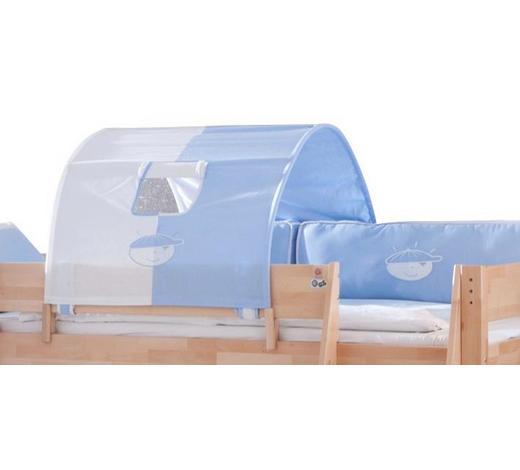 TUNNELSET - Blau/Weiß, Design, Textil (80/90/79cm)