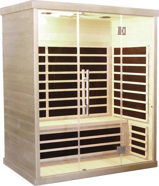 INFRAROTKABINE EDITION III - LIFESTYLE, Holz (150/110/190cm)