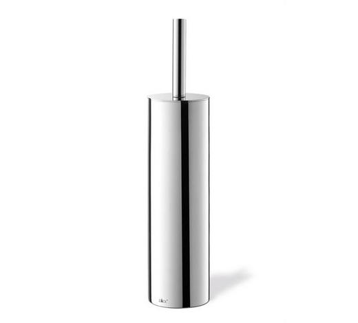 GARNITURA TOALETNE ČETKE - boje oplemenjenog čelika, Konvencionalno, metal/plastika (9cm) - Zack
