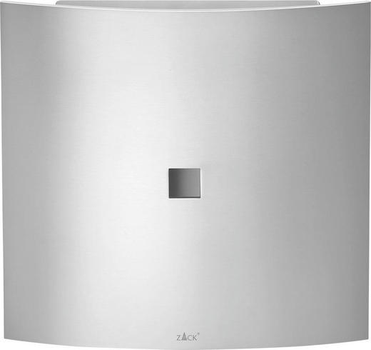SCHLÜSSELKASTEN Edelstahlfarben - Edelstahlfarben, MODERN, Metall (23/24cm)