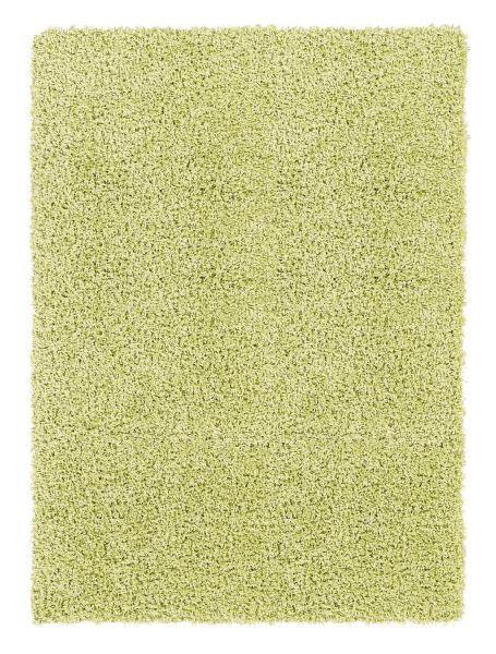 HOCHFLORTEPPICH  160/230 cm  gewebt  Grün - Grün, Basics, Textil (160/230cm) - Novel
