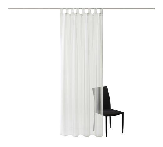 SCHLAUFENSCHAL  transparent  140/245 cm   - Naturfarben, Basics, Textil (140/245cm) - Boxxx