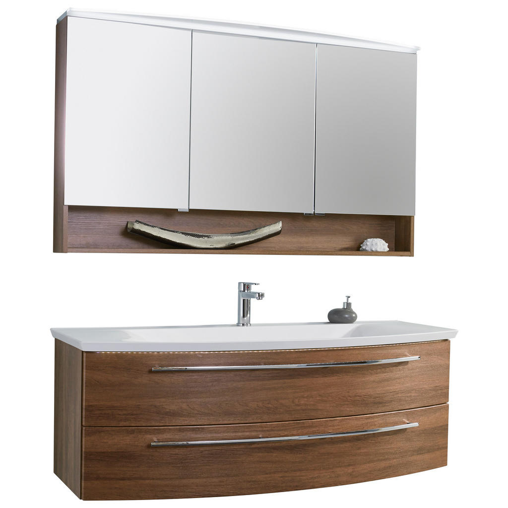 JAk vybrat nábytek do koupelny Dieter Knoll KOUPELNA, barvy dubu,