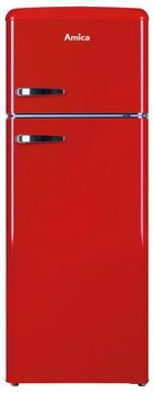 Kühl-Gefrier-Kombi KGC15630R - Rot, Basics, Metall (55/144/61,5cm)