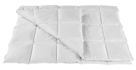 Kassettendecke Fabi - Weiß, KONVENTIONELL, Naturmaterialien/Textil (140/200cm) - Primatex