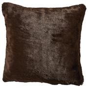 FELLKISSEN 48/48 cm - Braun, Basics, Textil (48/48cm) - Ambiente