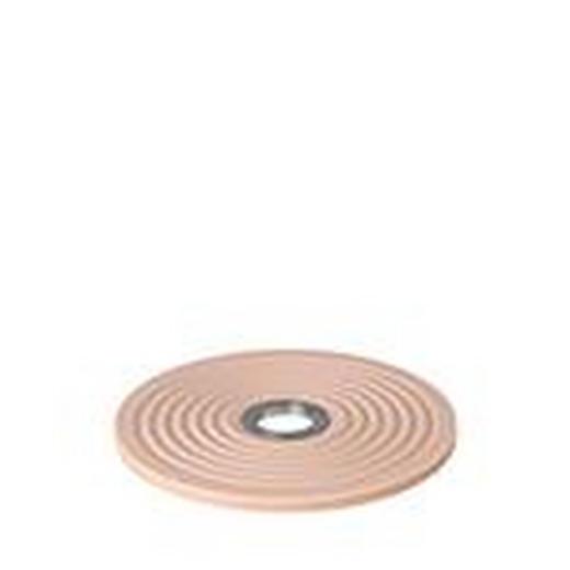 TOPFUNTERSETZER - Rosa, Basics, Kunststoff/Metall (14/0,6cm) - Blomus