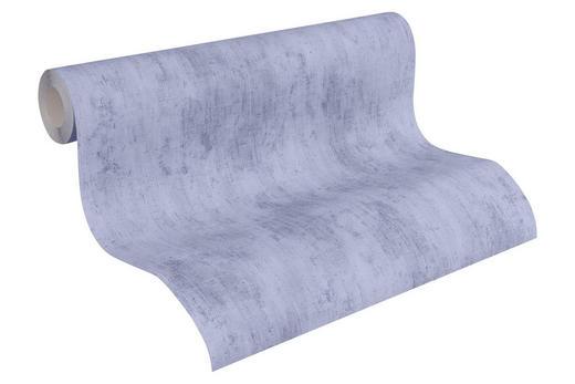 VLIESTAPETE 10,05 m - Lila, Design, Textil (53/1005cm)