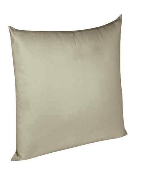 KISSENHÜLLE Silberfarben 80/80 cm - Silberfarben, Basics, Textil (80/80cm) - FLEURESSE