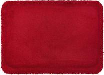 FUßMATTE 55/78 cm Uni Rot  - Rot, Basics, Kunststoff/Textil (55/78cm) - Esposa