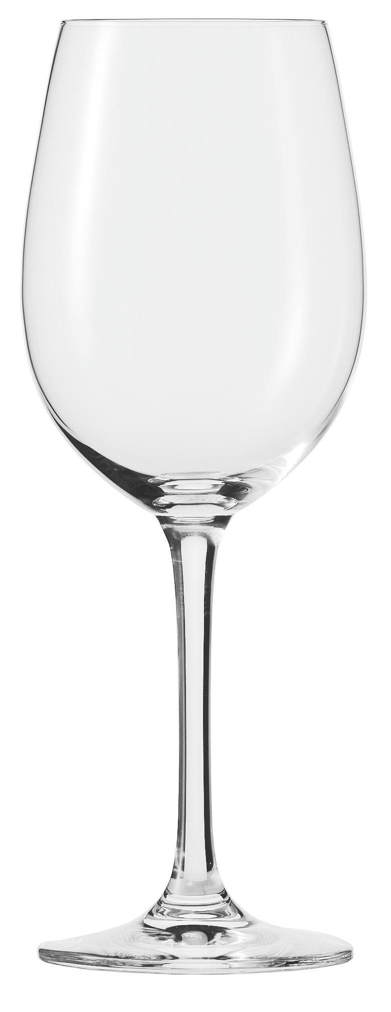 ROTWEINGLAS - Klar, Basics, Glas (0,545l) - SCHOTT ZWIESEL
