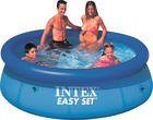 easy Set Pool 305/76 cm Blau - Blau, Basics, Kunststoff (305/76cm)