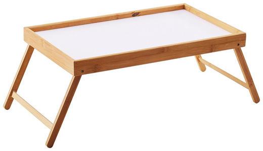 TABLETT Holz Bambus - Braun, Basics, Holz (50/30/40cm)