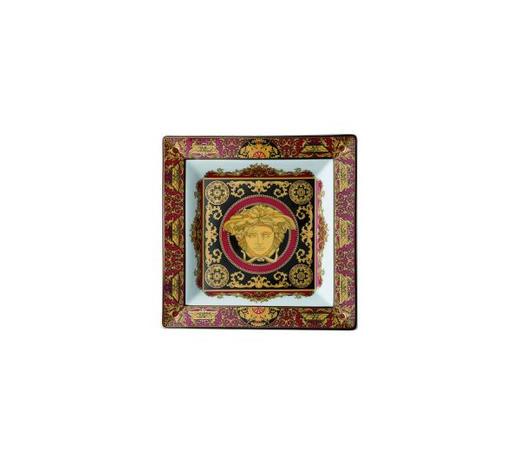 SKODELICA ZA PRIGRIZKE MEDUSA - večbarvno, Konvencionalno, keramika - Versace