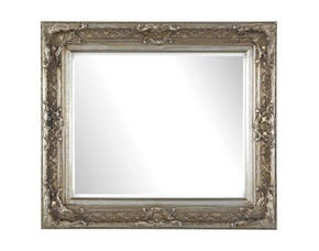 SPEGEL - silver, Lifestyle, trä/glas (80/70/6cm) - Landscape