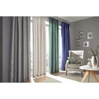 FERTIGVORHANG  blickdicht  130/250 cm - Blau, Design, Textil (130/250cm) - Joop!