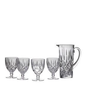 GLASSET - klar, Lifestyle, glas