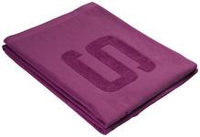 SAUNATUCH - Violett, KONVENTIONELL, Textil (90/180cm) - Esposa