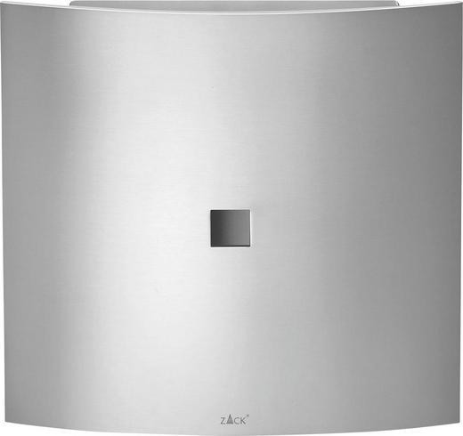 SCHLÜSSELKASTEN Edelstahlfarben - Edelstahlfarben, Design, Metall (23/24cm)