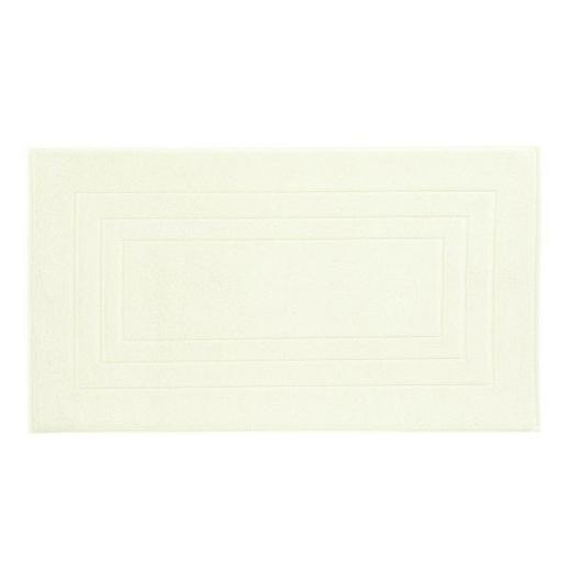 BADEMATTE  Beige  60/100 cm - Beige, Basics, Textil (60/100cm) - Vossen