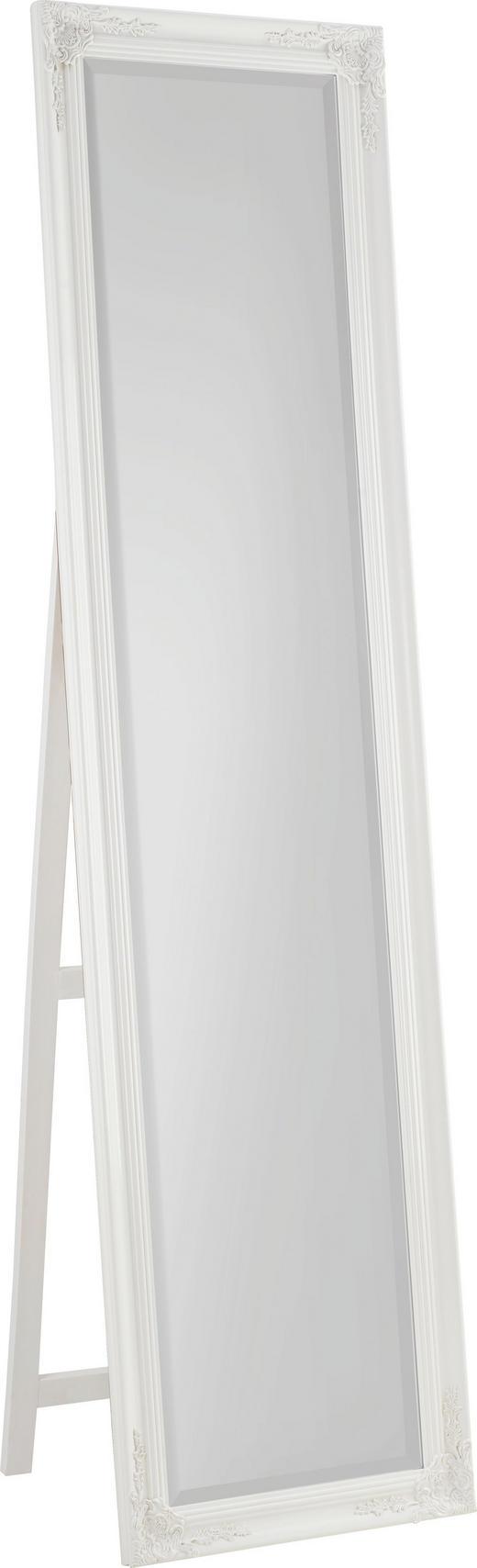 STANDSPIEGEL - Weiß, LIFESTYLE, Holz (45/180/3,3cm) - LANDSCAPE