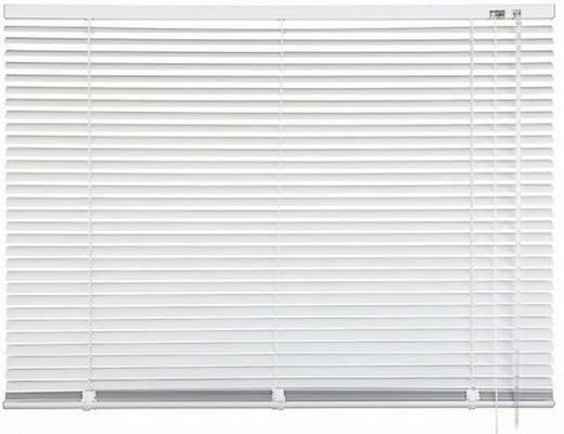 JALOUSIE   120/240 cm - Weiß, Basics, Metall (120/240cm) - Homeware
