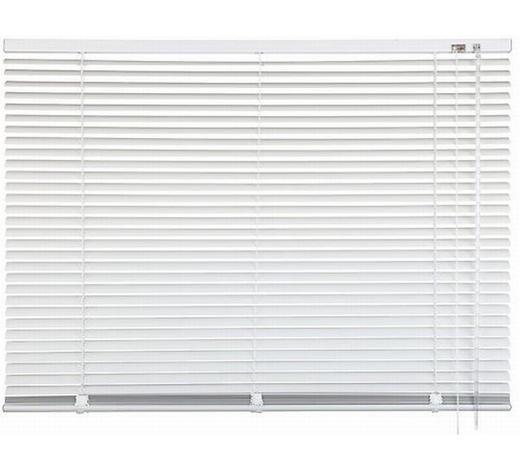 JALOUSIE   100/175 cm    - Weiß, Basics, Metall (100/175cm) - Homeware