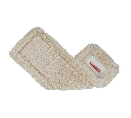 BODENWISCHER - Weiß, Basics, Naturmaterialien (54/17/2cm) - Leifheit