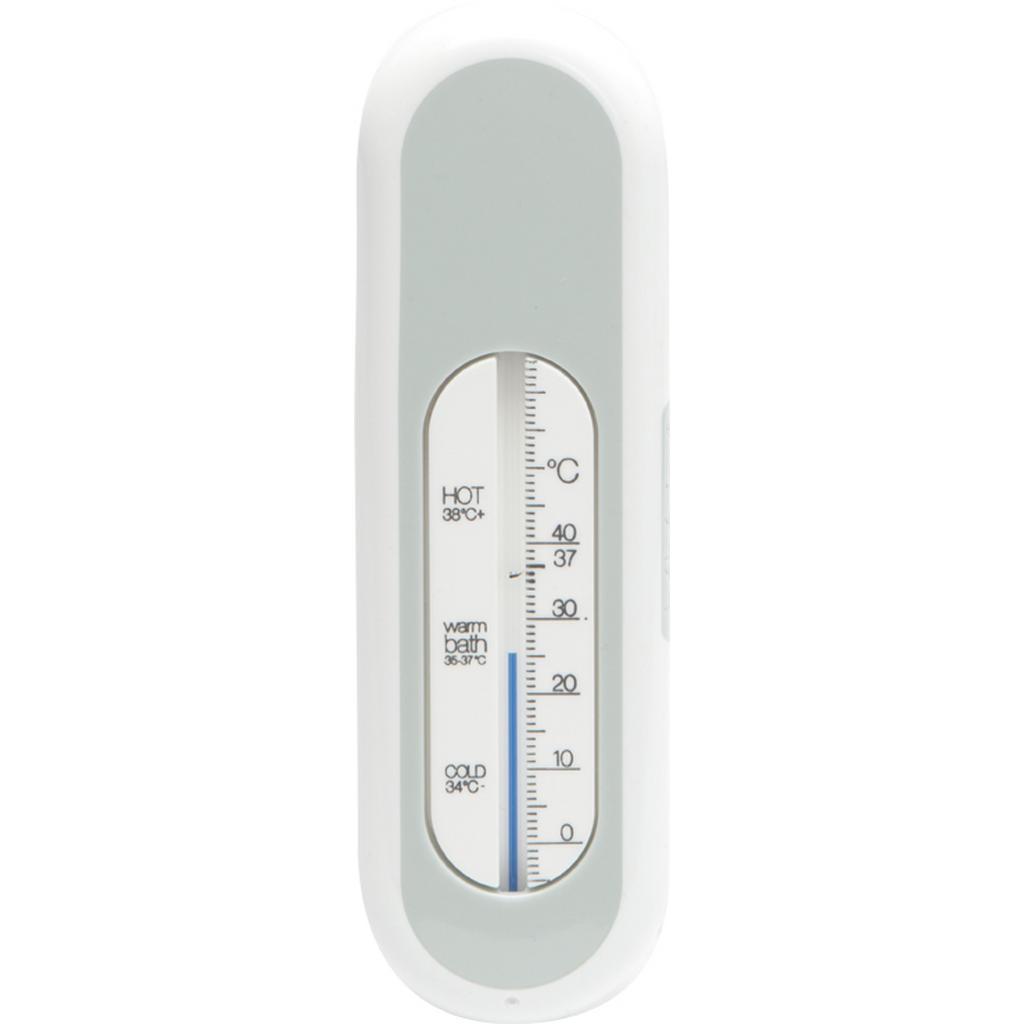 Image of Bebe Jou Badethermometer , 4236055 , weiss, Pastellgrün , Kunststoff , 5x1.3x16.5 cm , glänzend , 008296010304