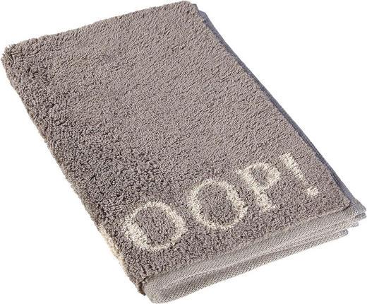 GÄSTETUCH Grau 30/50 cm - Grau, Basics, Textil (30/50cm) - JOOP!