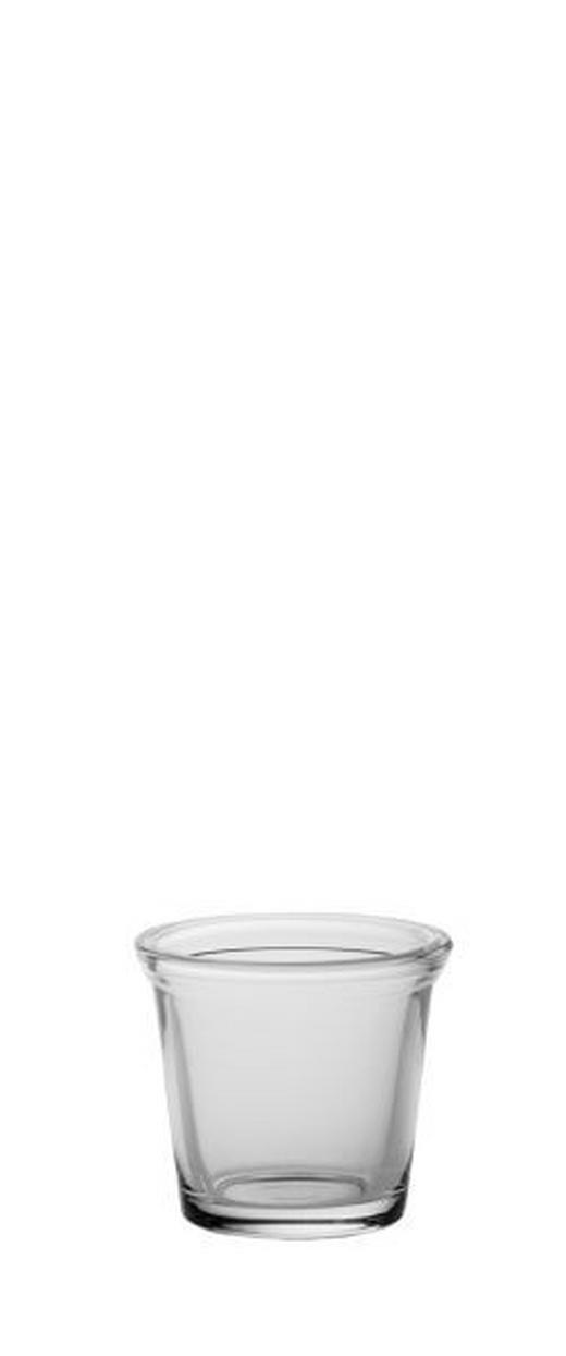 TEELICHTGLAS - Klar, Basics, Glas (7/6,5/cm) - Ambia Home