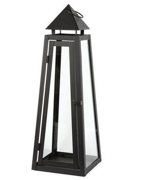 LYKTA - svart, Design, metall (25/70/25cm) - Ambia Home