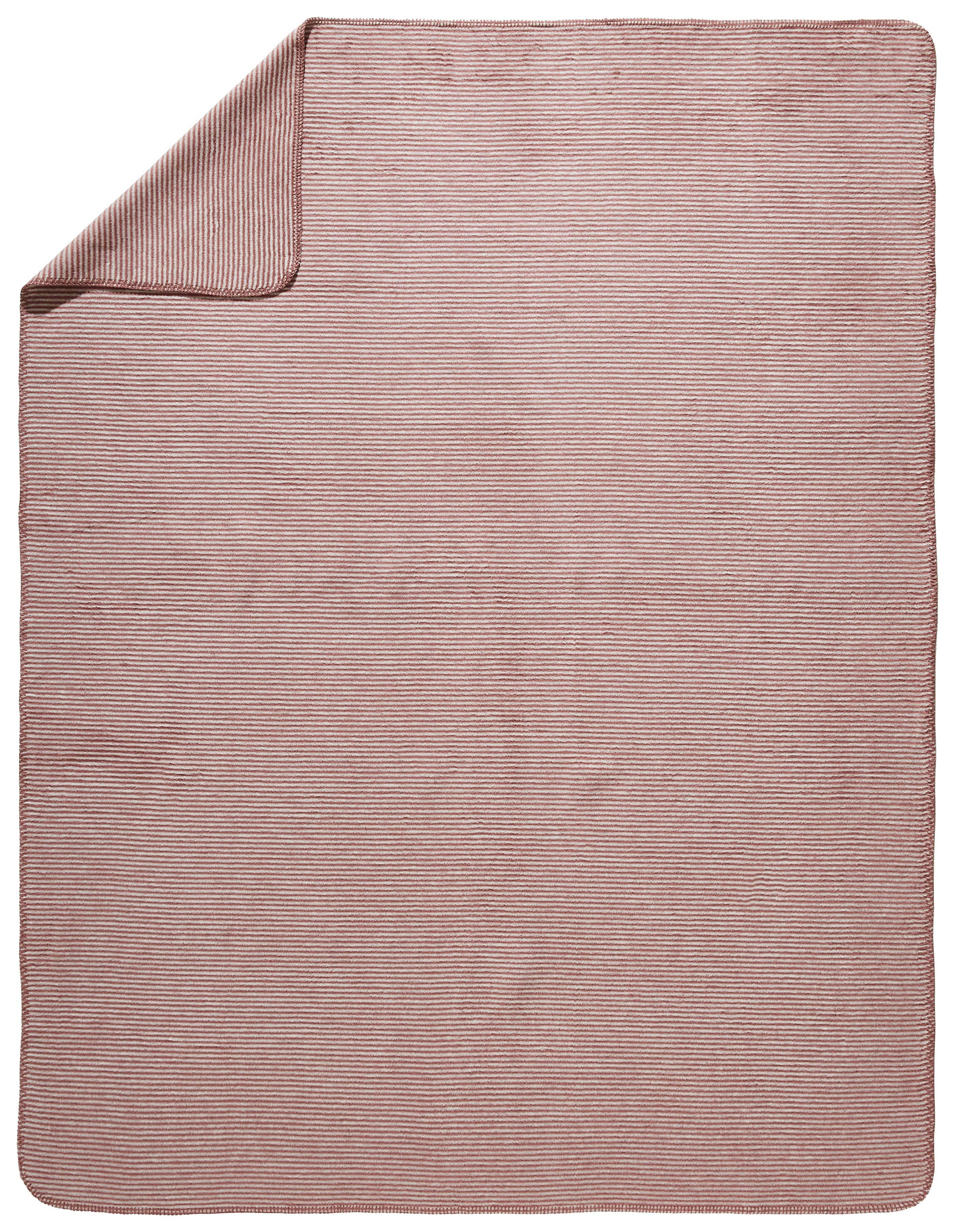 DEKA - boje srebra/smeđa, Basics, tekstil (150/200/cm) - Novel