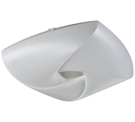 LED-DECKENLEUCHTE - Weiß, Design, Kunststoff/Metall (59/59/15cm)