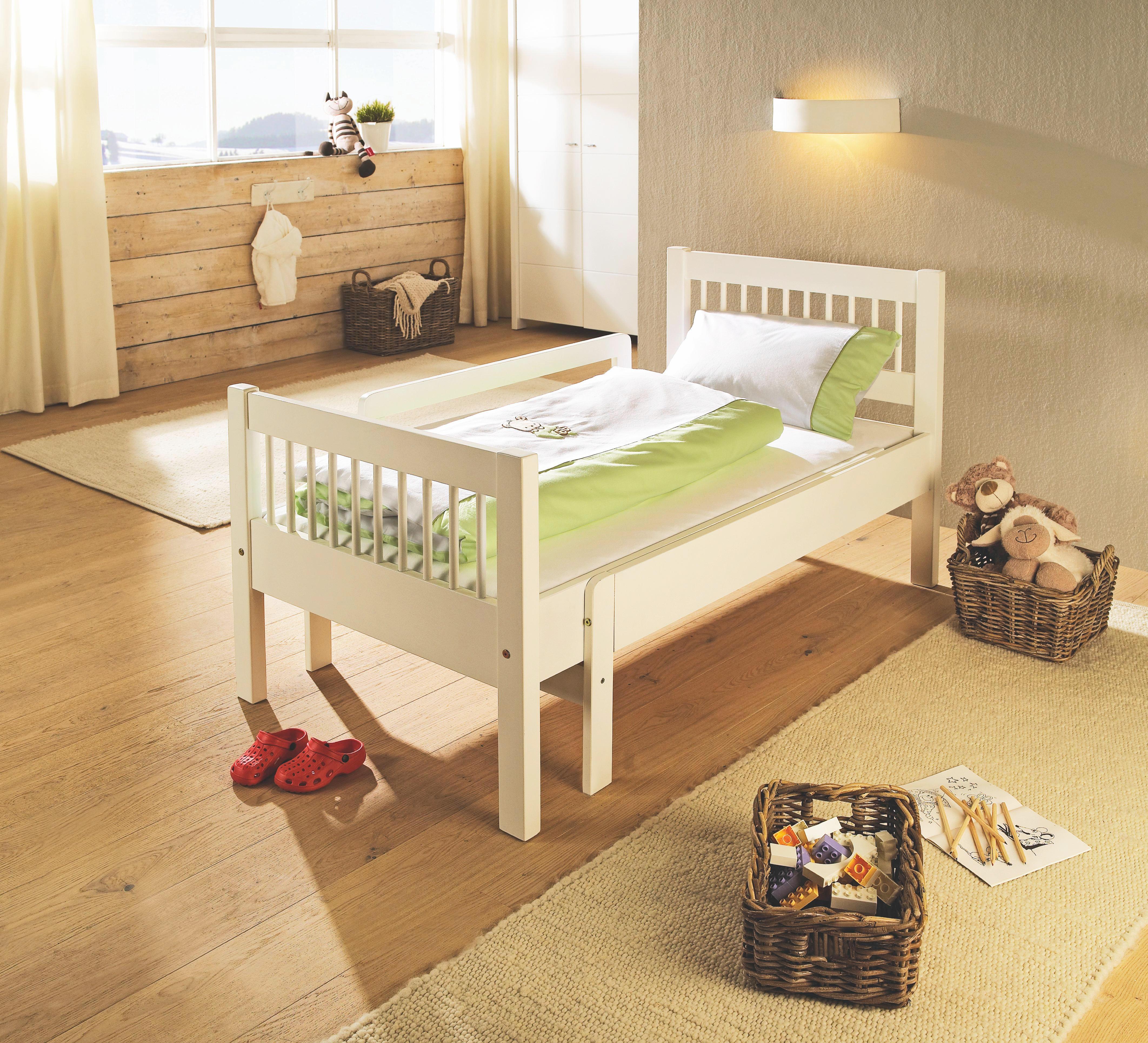 Kinderbetten Kinderbetten Mit Rausfallschutz Kaufen Xxxlutz