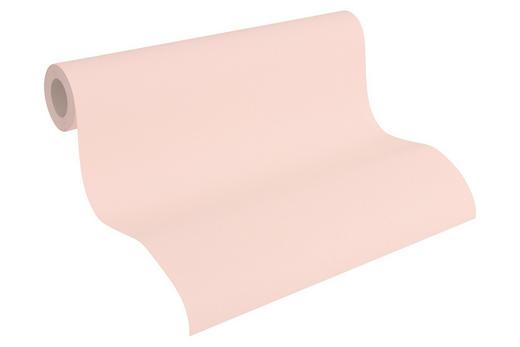 vliestapete uni design 10,05 m - Rosa, Design, Textil (53/1005cm) - Esprit