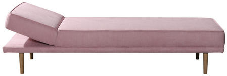 LIEGE Rosa - Rosa, KONVENTIONELL, Holz/Textil (83/44/70/204cm) - Novel