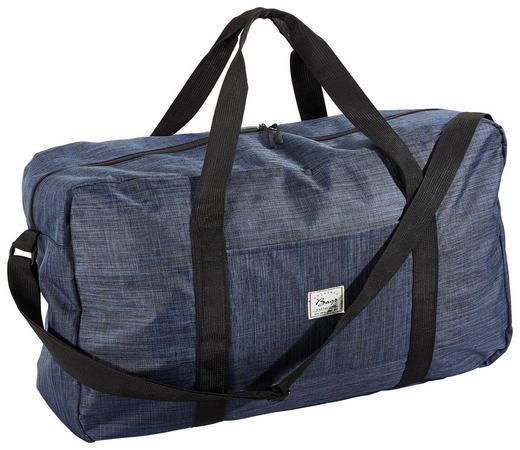 SPORTTASCHE - Blau, Basics, Kunststoff (60/32/20cm)