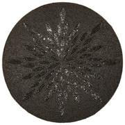 TISCHSET - Schwarz, Basics, Textil (35cm) - Ambia Home