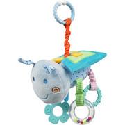 BABYSCHALENMOBILE - Multicolor, Basics, Kunststoff/Textil (15cm) - My Baby Lou