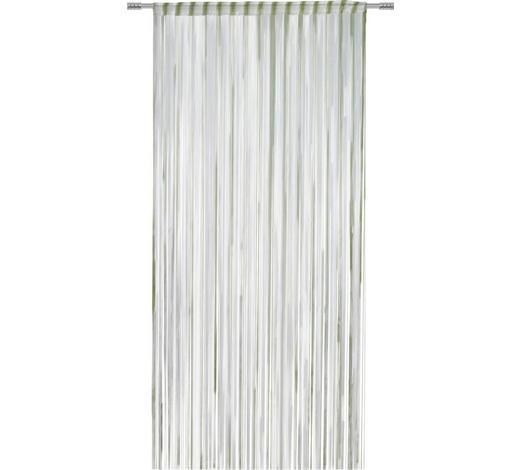 FADENSTORE transparent  - Grün, KONVENTIONELL, Textil (100/260cm) - Esposa