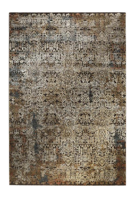 VINTAGE-TEPPICH  160/225 cm  Beige, Blau, Sandfarben - Sandfarben/Blau, Textil (160/225cm) - Novel