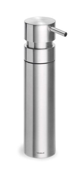SEIFENSPENDER - Edelstahlfarben, Basics, Metall (4/17cm) - Blomus