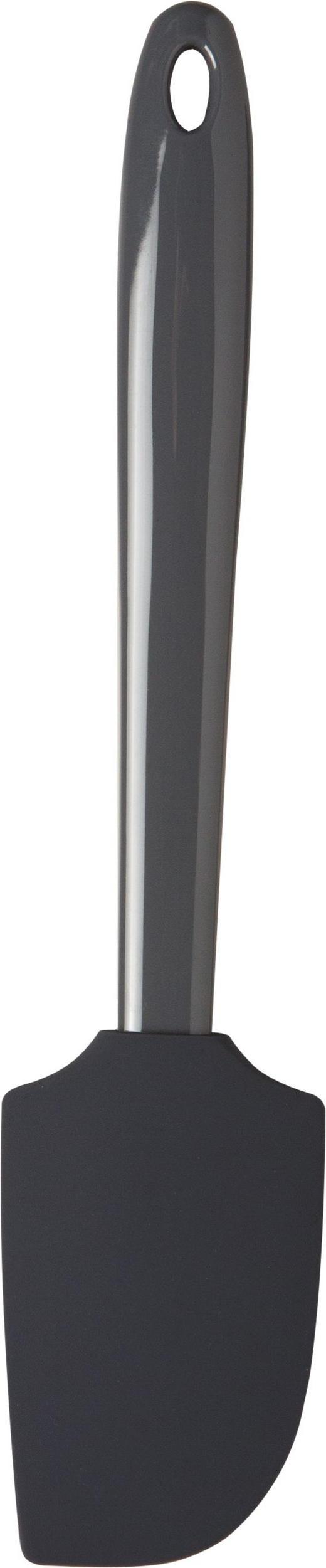 TEIGSCHABER - Grau, KONVENTIONELL, Kunststoff (8/2/34cm)