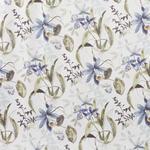 DEKOSTOFF per lfm transparent  - Blau, KONVENTIONELL, Textil (140cm) - Esposa