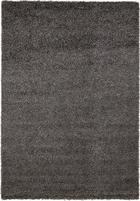TEPIH VISOKOG FLORA - antracit, Konvencionalno, tekstil (60/110cm) - Boxxx