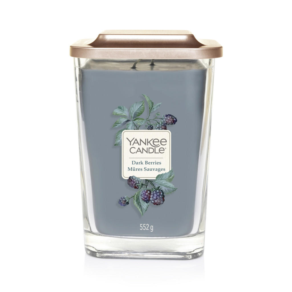 Yankee Candle Duftkerze yankee candle elevation dark berries