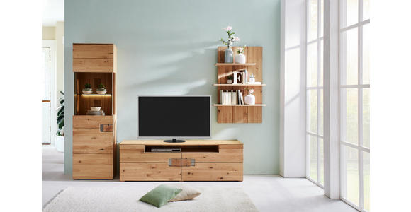 SIDEBOARD 150,4/85,8/43 cm  - Eichefarben, KONVENTIONELL, Holz (150,4/85,8/43cm) - Cantus