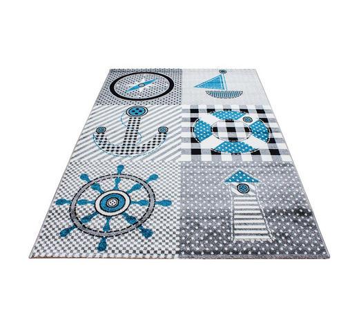 KINDERTEPPICH 120/170 cm  - Grau, Trend, Textil (120/170cm) - Ben'n'jen